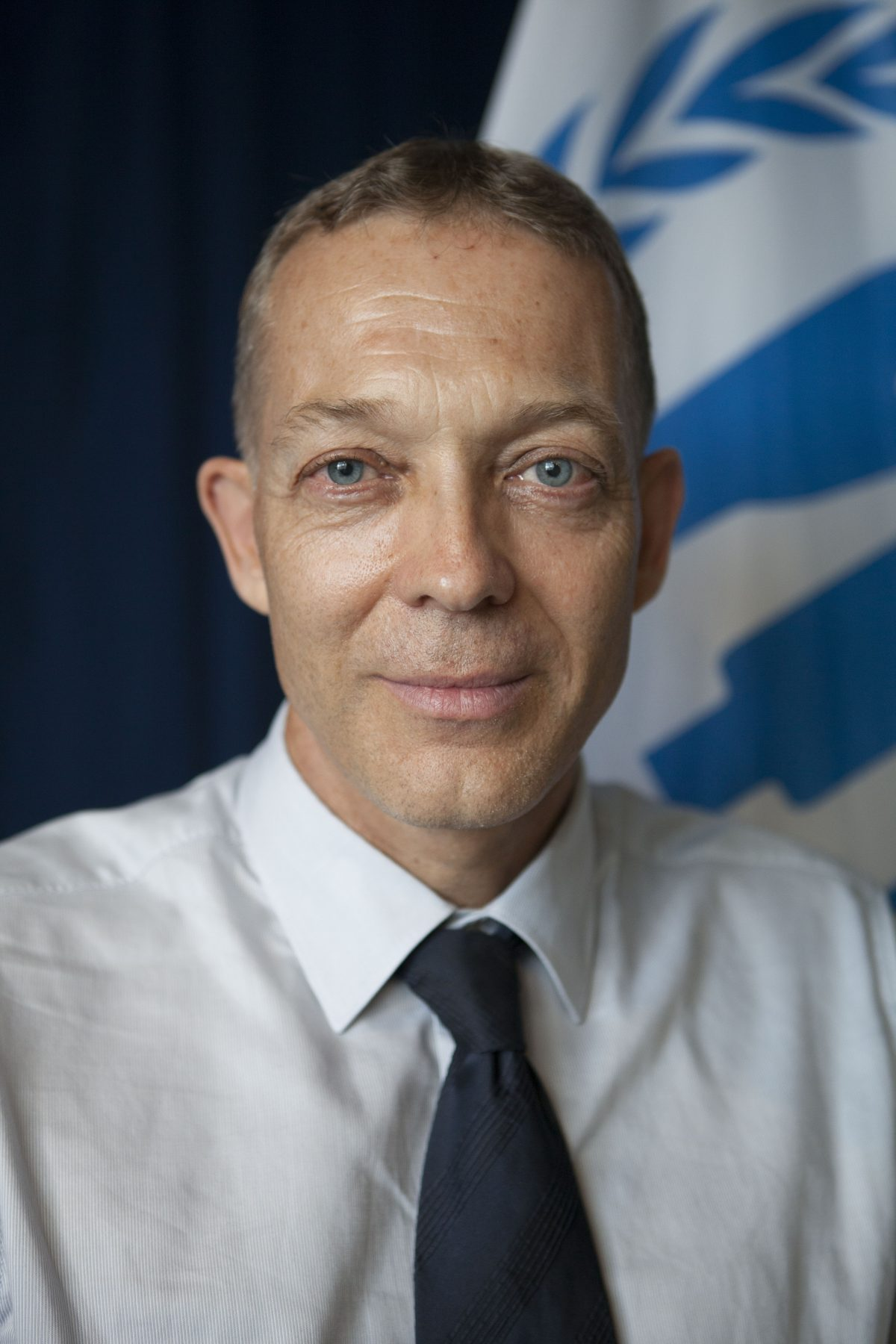 UNHCR's Director, Department of External Relations, Daniel Endres.